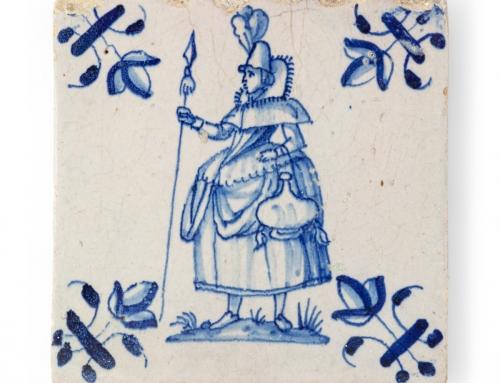 Verkoopexpositie Nederlandse tegels en aardewerk 2018