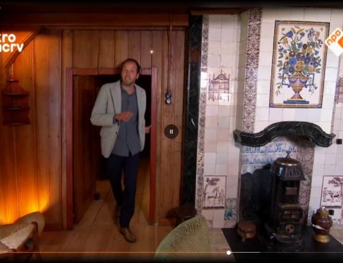BinnensteBuiten bezoekt huis Oosterleek van Hendrick de Keyser